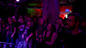 Release Show audience